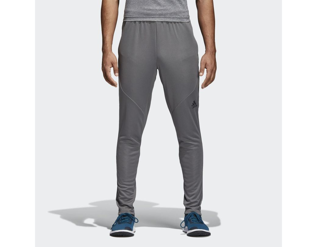 cheap prices uk cheap sale new york adidas Climalite Workout Joggers in Gray for Men - Lyst