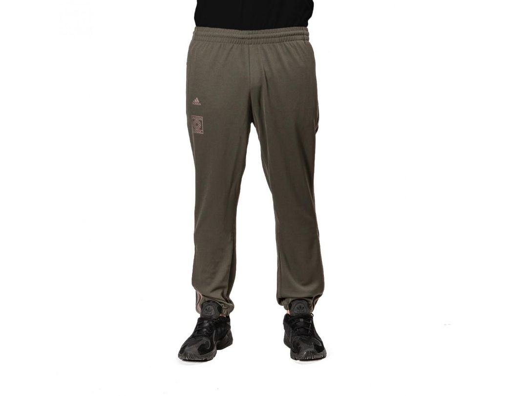 60d5a8a09 Long-Touch to Zoom. Long-Touch to Zoom. 1  2  3  4. Adidas - Green Yeezy  Calabasas Track Pant for Men - Lyst ...