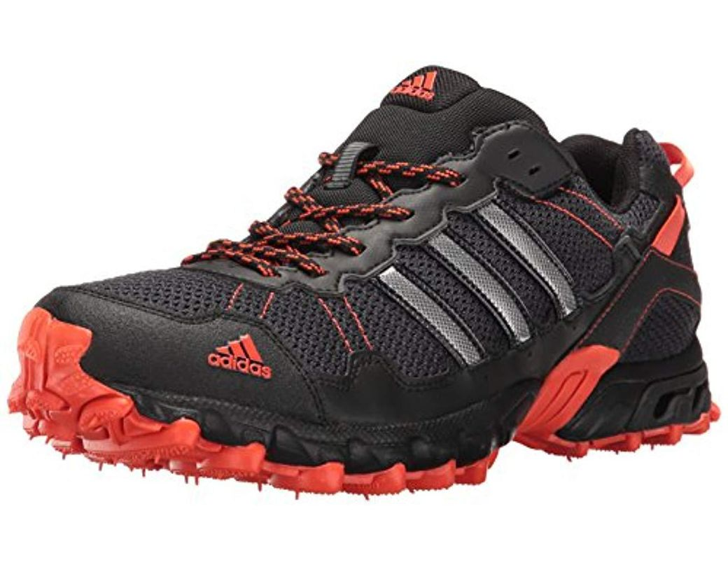b8a7c7db4 Lyst - adidas Rockadia Trail M Running Shoe in Black for Men