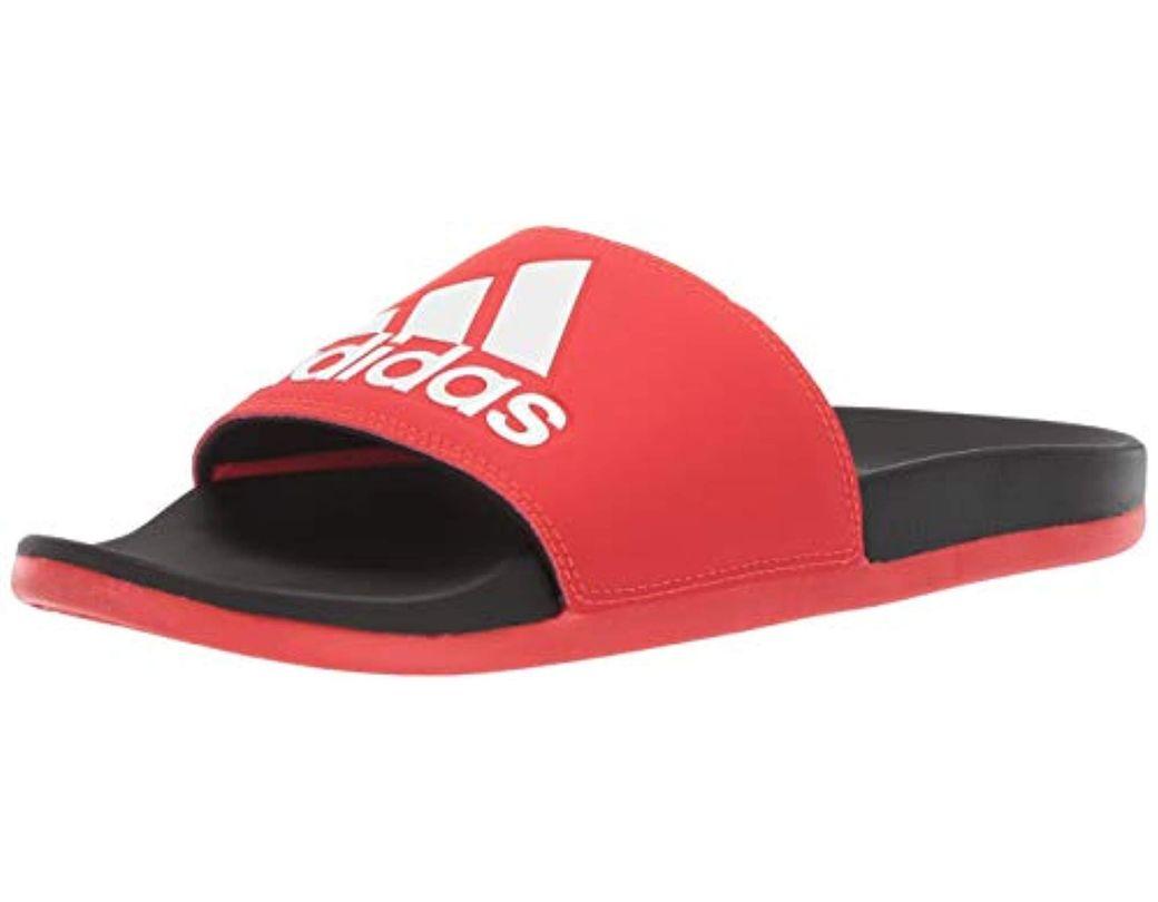 0e50e759382 Lyst - adidas Adilette Comfort