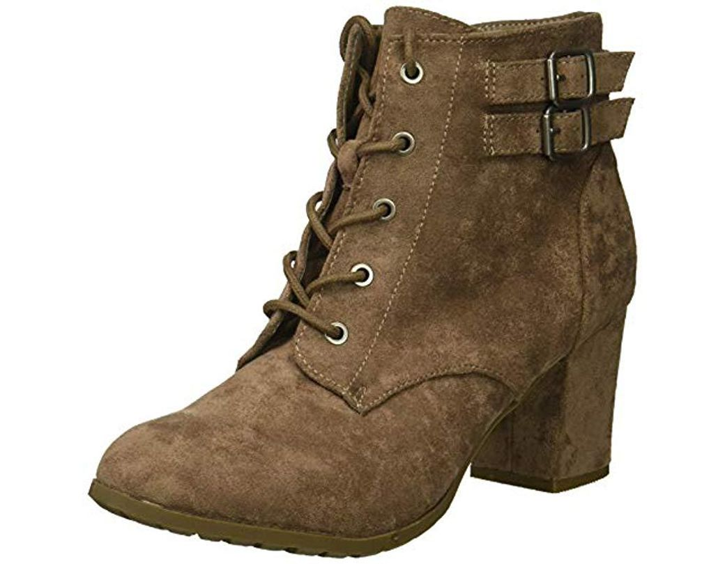 f5d05c7d2 Lyst - Madden Girl Theoo Ankle Boot - Save 19%