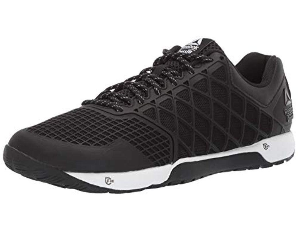 super service great deals on fashion top style Lyst - Reebok Crossfit Nano 4.0 Cross Trainer in Black for Men