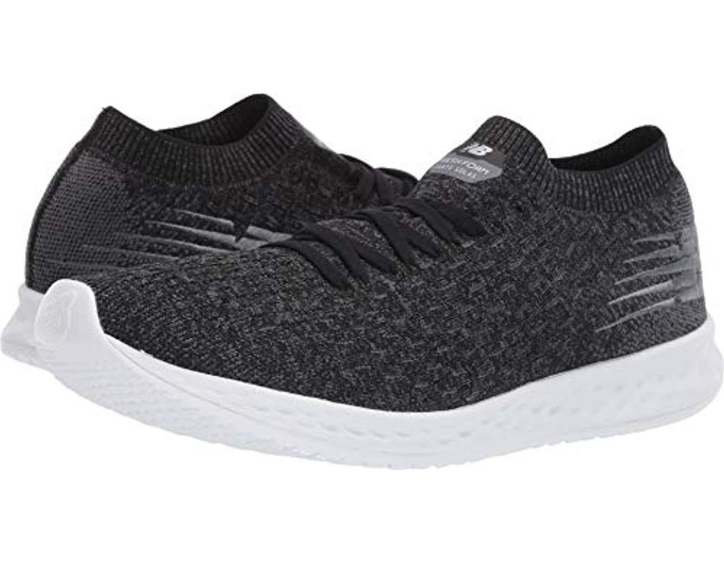 low priced latest design pretty cheap Men's Black Zante Solas V1 Fresh Foam Running Shoe
