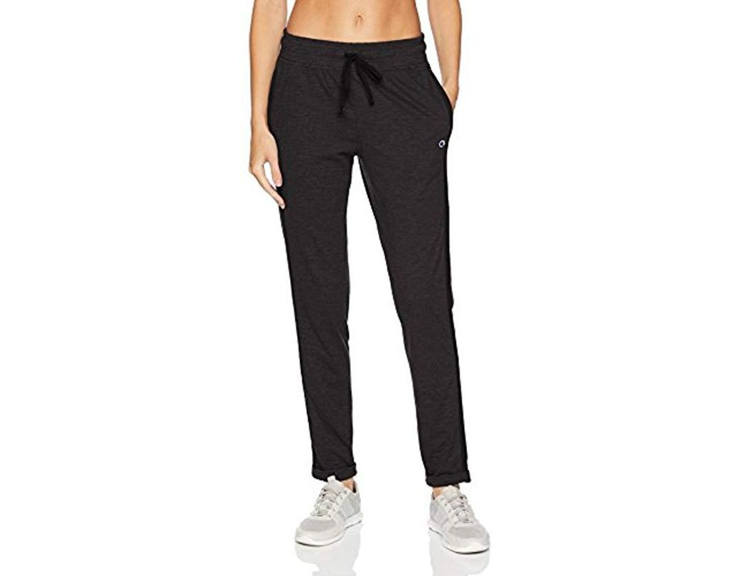 ea07490f Lyst - Champion Heathered Jersey Jogger Pant in Blue - Save 5%
