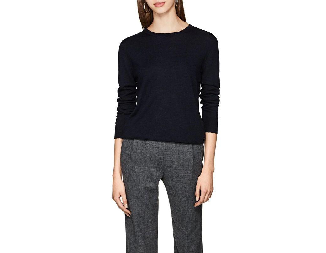 3fbcbbcae85417 Zadig & Voltaire Miss M Wings Merino Wool Sweater in Blue - Save 60 ...