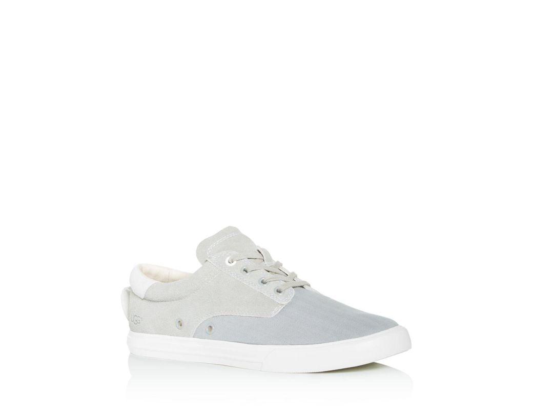 e1fcba52c15 Lyst - UGG Men's Palm Desert Low-top Sneakers in White for Men