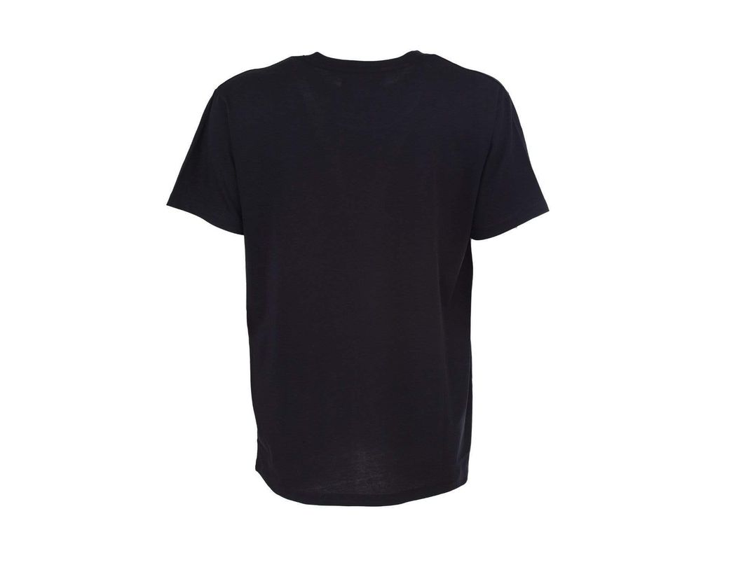 29da1cd901d Gucci Logo T Shirt in Black for Men - Save 19% - Lyst