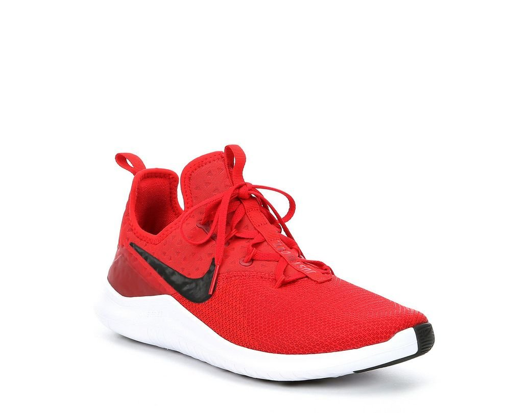 58e4a3fd9518a Lyst - Nike Men s Free Tr 8 Training Shoe in Red for Men
