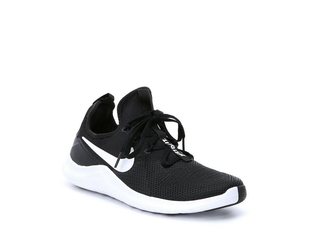 f7de13625a3a Lyst - Nike Women s Free Tr 8 Training Shoes in Black
