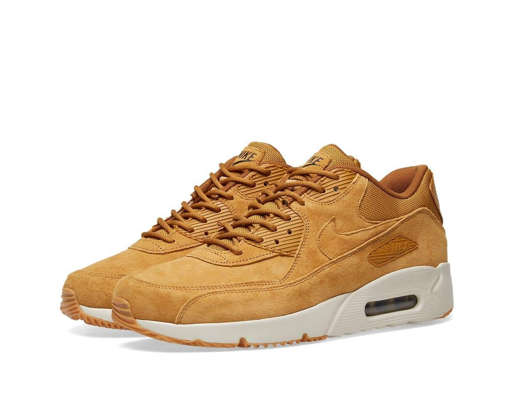 3ad1554b1b141 Lyst - Nike Air Max 90 Ultra 2.0 in Brown for Men - Save 37%