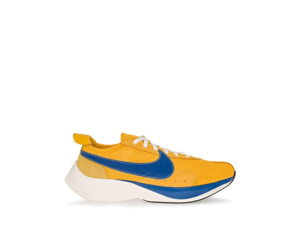 09b22985254d Lyst - Nike Moon Racer Qs Sneakers in Yellow for Men - Save 24%