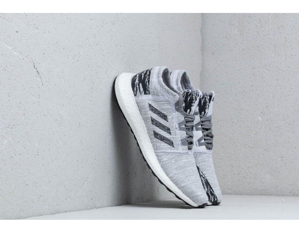7e9f6f2d78ff9 Lyst - adidas Originals X Undefeated Pureboost Go Shoes in Black for Men