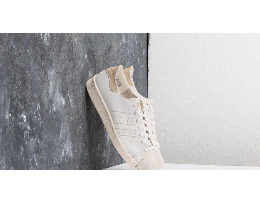 big sale 17cda bda9f adidas Originals. Men s Adidas Superstar 80s Decon Ftw White  ...