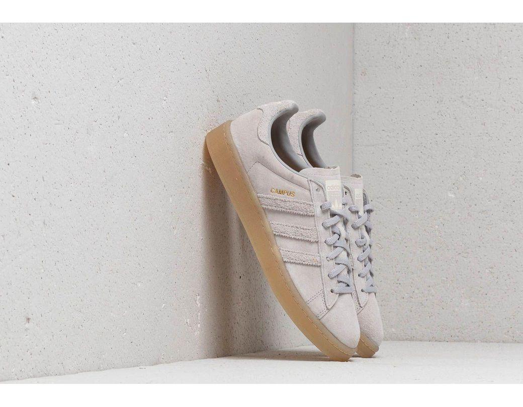cf67d2702c Lyst - adidas Originals Adidas Campus W Grey Two  Grey One  Gum4 in Gray
