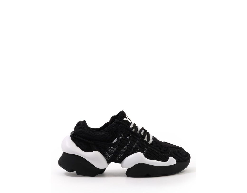 236307a17 Lyst - Y-3  ren  Sneakers in Black for Men - Save 29%