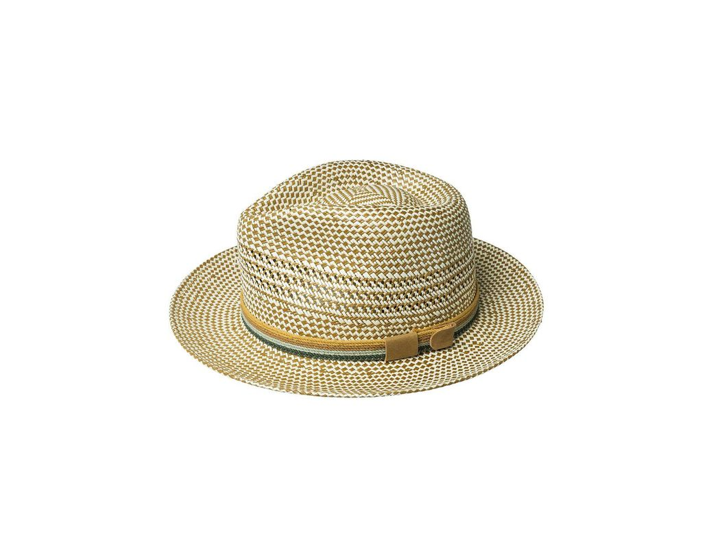 600925da800956 Long-Touch to Zoom. Bailey of Hollywood - Multicolor Rudi Ventilated Hat  for Men ...