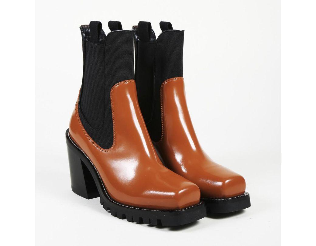 7e33a70e7851 Lyst - Louis Vuitton Leather