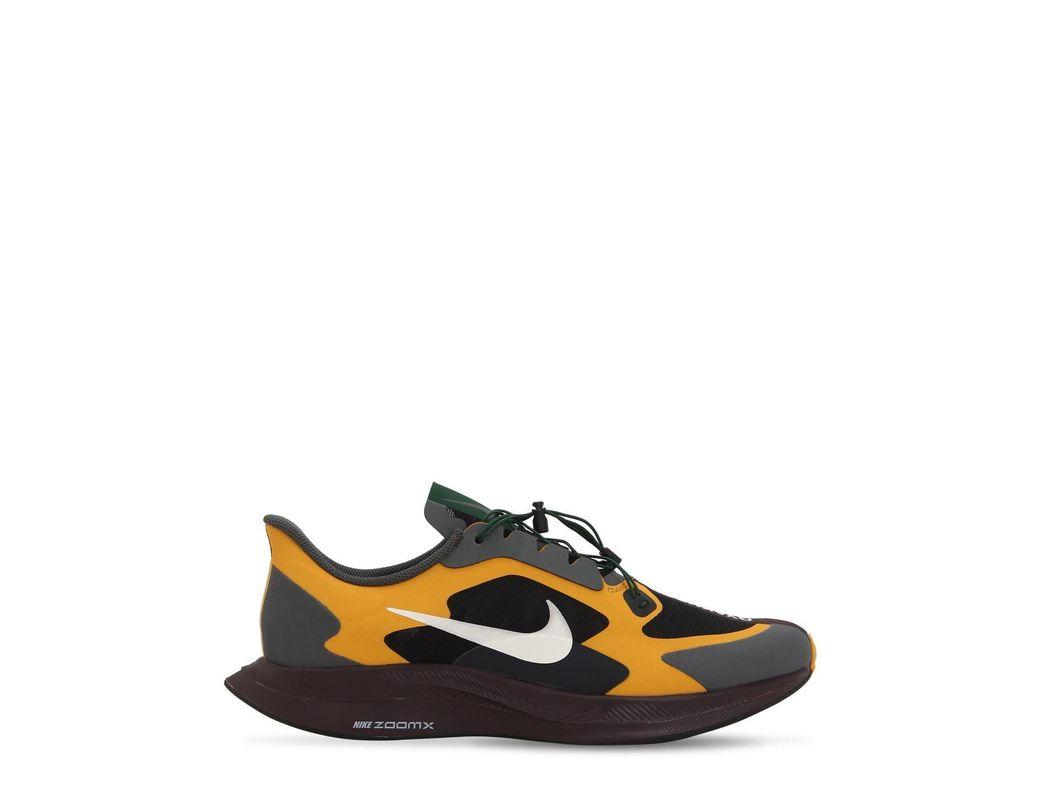fb672f64ac1e Lyst - Nike Zoom Pegasus 35 Turbo Gyakusou Sneakers in Green