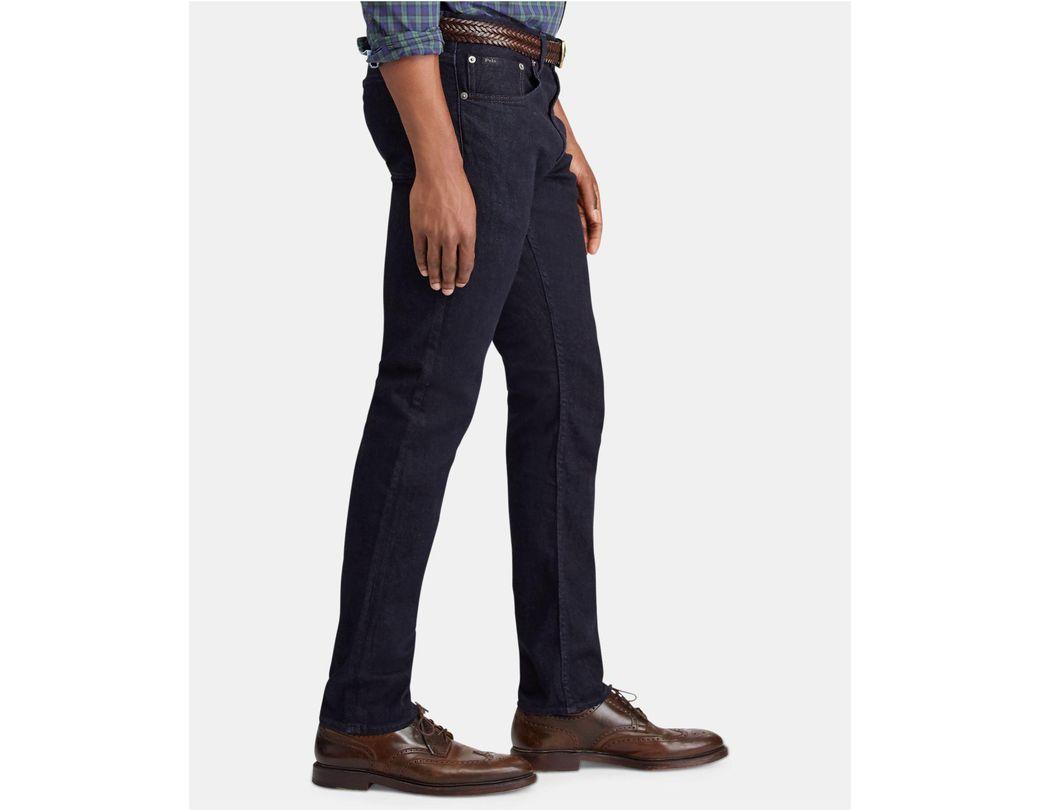 46af9a379 Polo Ralph Lauren Sullivan Slim Stretch Jeans in Blue for Men - Lyst