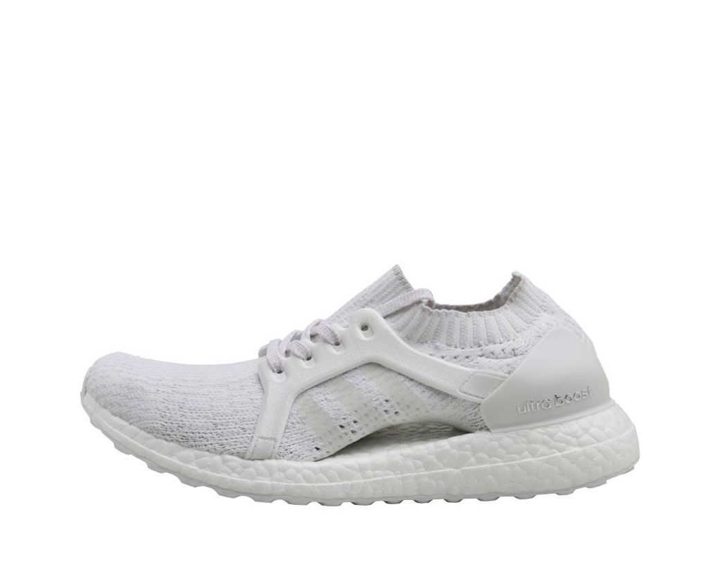 83b977976 adidas. Women s Ultraboost X Neutral Running Shoes Cloud White crystal White  grey One