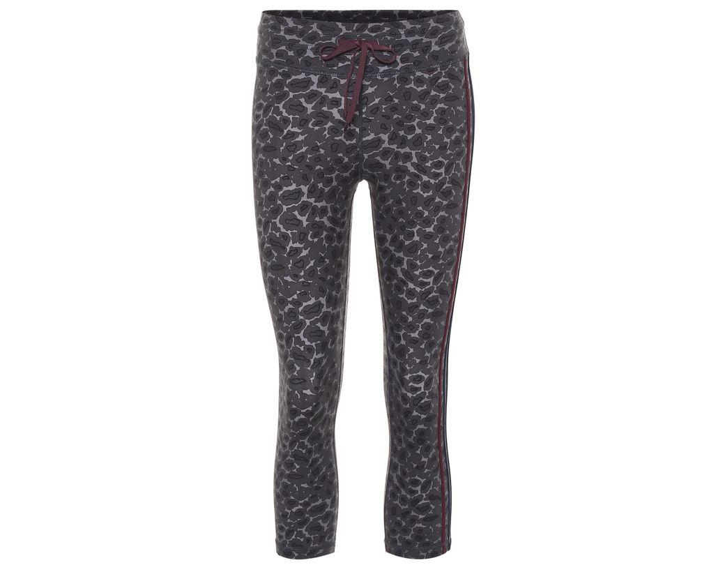 1ca0de8b2d6d7f The Upside. Women's Snow Leopard Nyc leggings