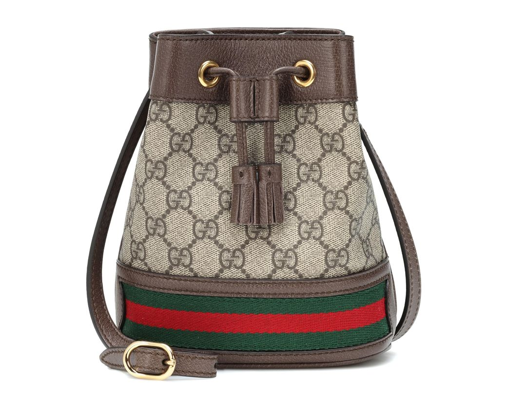3797462fd Gucci. Women's Ophidia GG Mini Bucket Bag