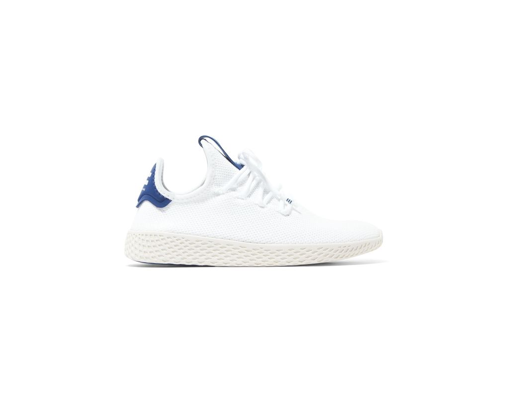 1573938c89d51 adidas Originals + Pharrell Williams Tennis Hu Stretch-knit Sneakers ...
