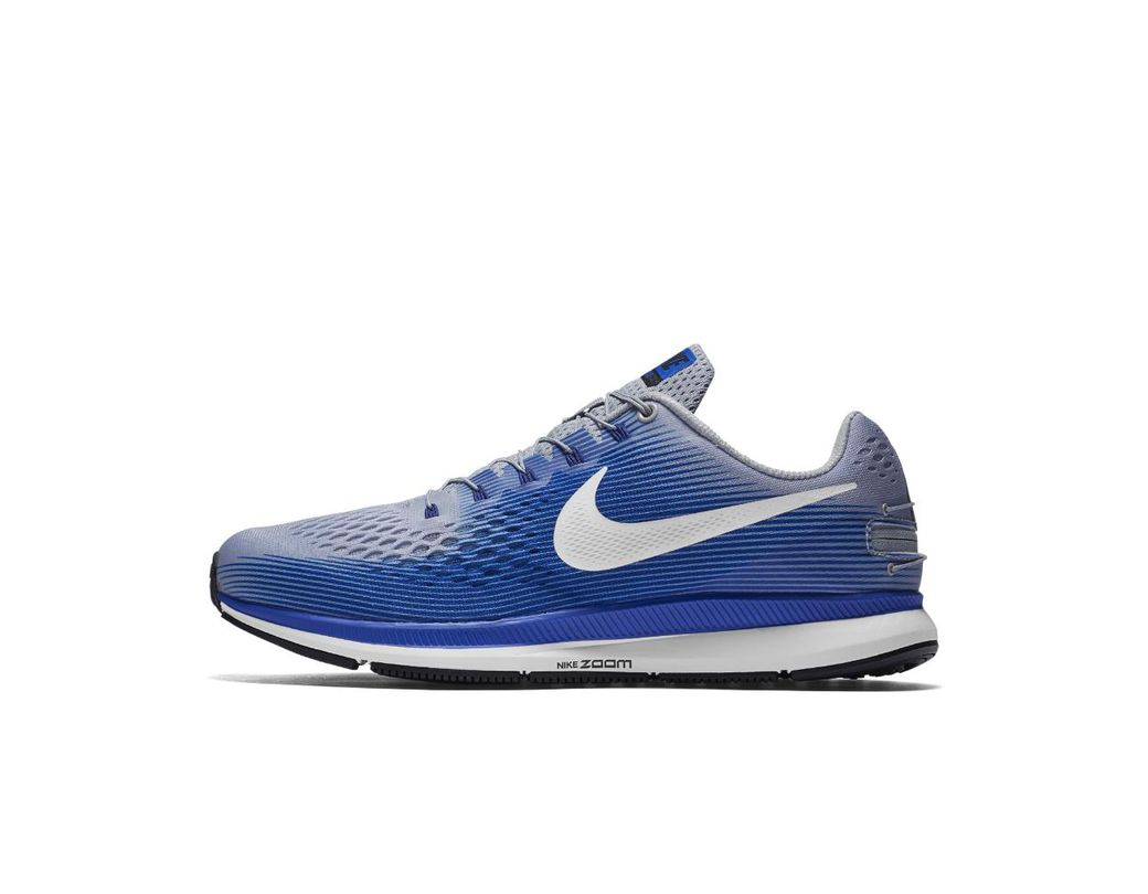3432202af6d08 Lyst - Nike Air Zoom Pegasus 34 Flyease Men s Running Shoe (extra-wide) in  Blue for Men