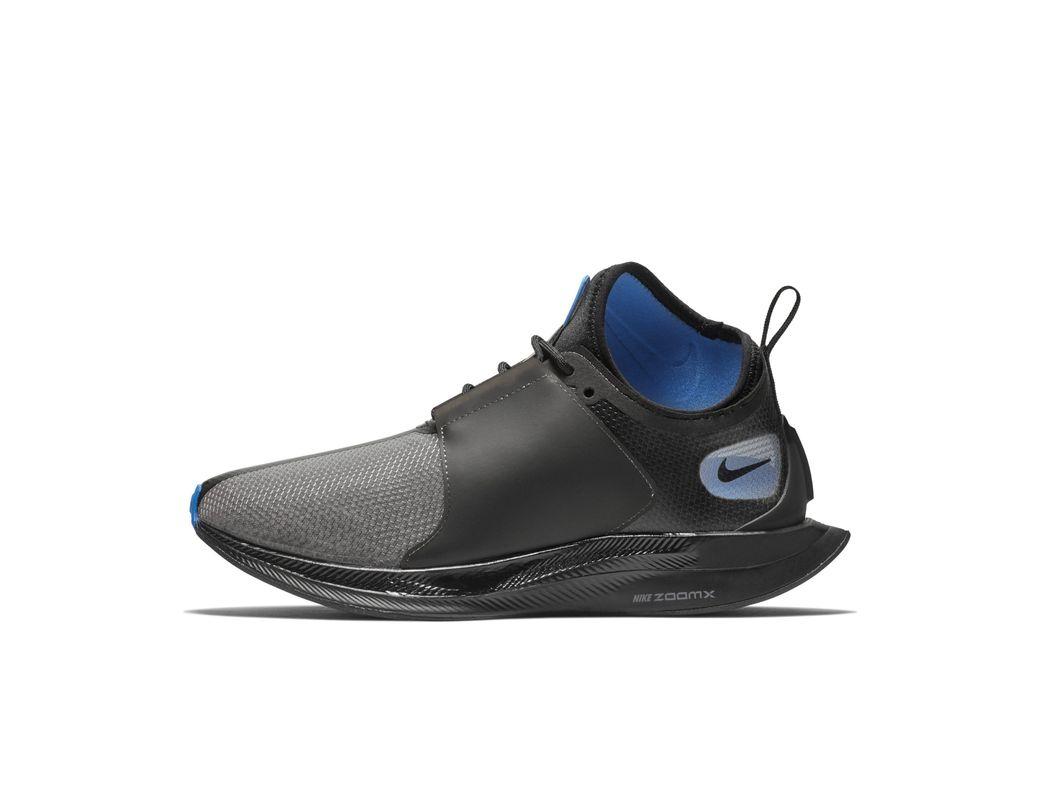 best loved 55df3 41d71 Nike Zoom Pegasus Turbo Xx Running Shoe in Black - Save 30% - Lyst