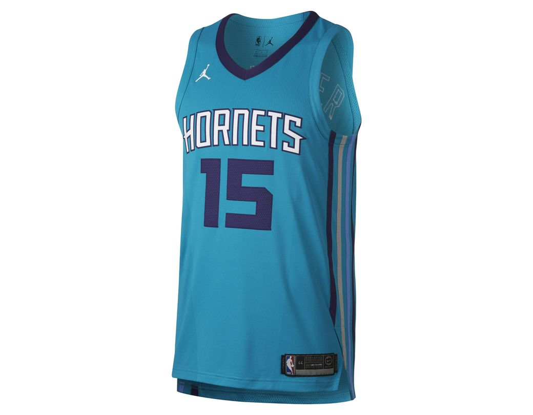 3d46df4e7b29 Nike Kemba Walker Icon Edition Authentic Jersey (charlotte Hornets) Jordan  Nba Connected Jersey in Blue for Men - Lyst