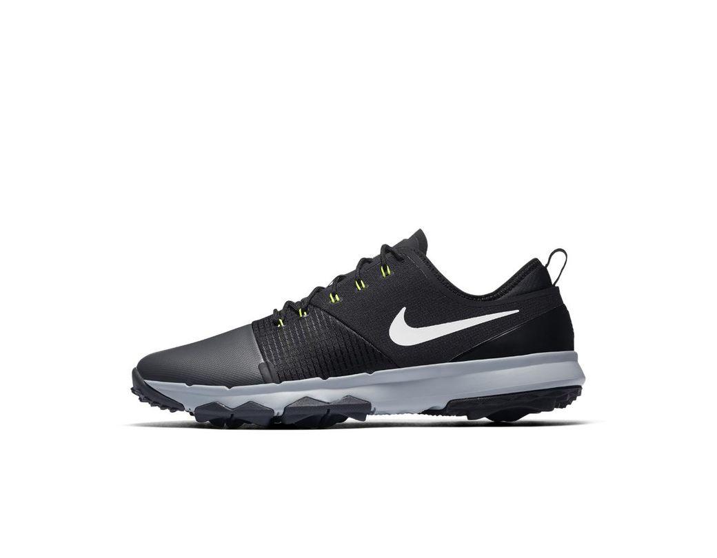 9bd481291e59 Lyst - Nike Fi Impact 3 Golf Shoe in Black for Men
