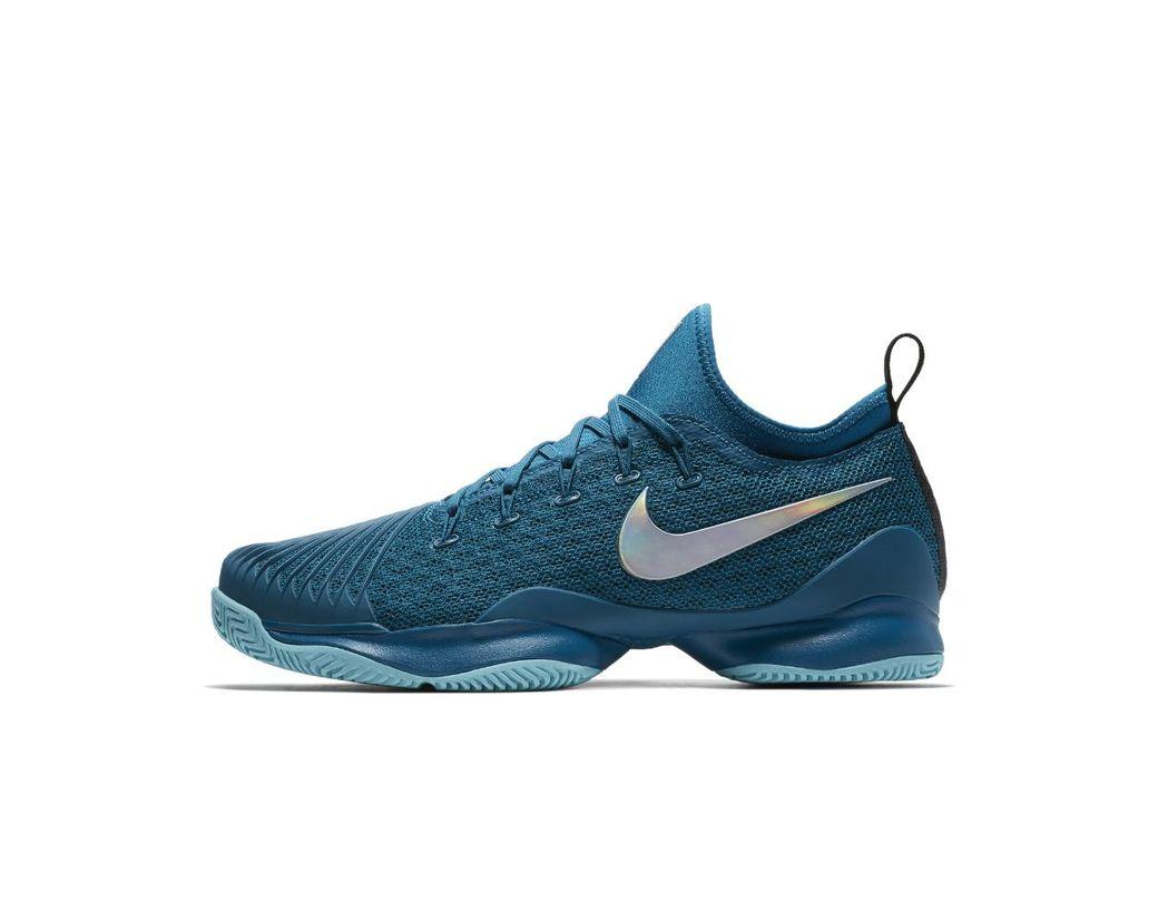 d726acb1041d Lyst - Nike Court Air Zoom Ultra React Hc Men s Tennis Shoe in Blue ...