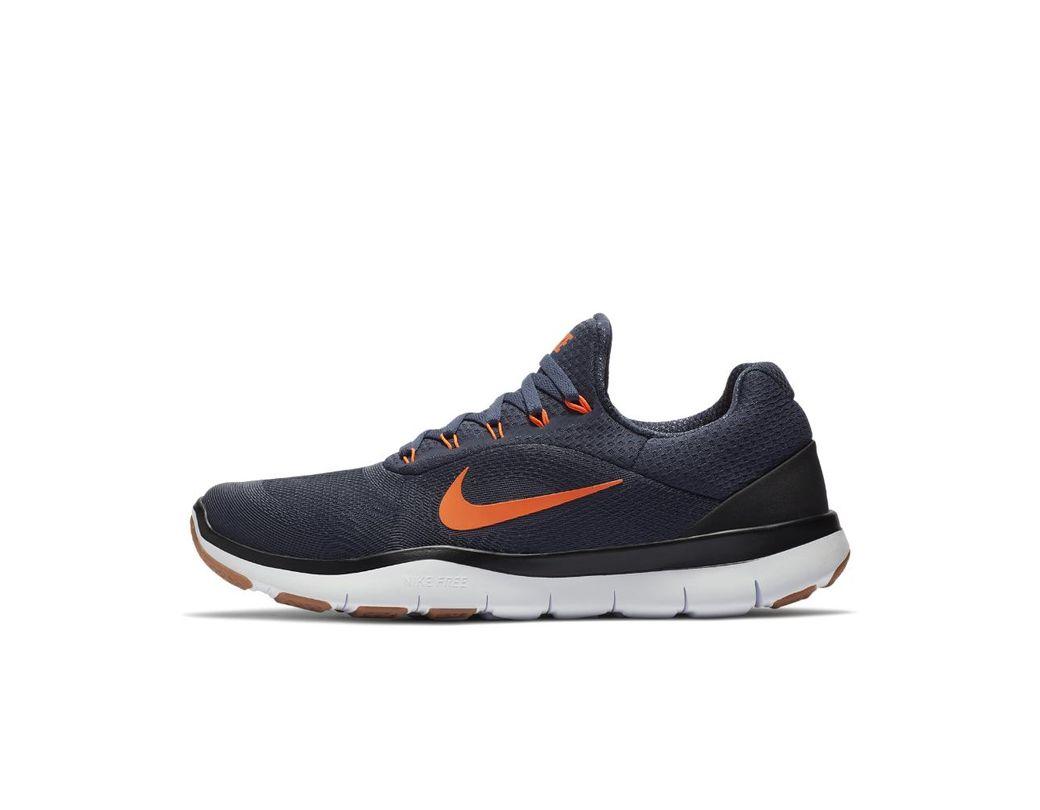 2886ec2d64417 Lyst - Nike Free Trainer V7 Men s Training Shoe in Blue for Men
