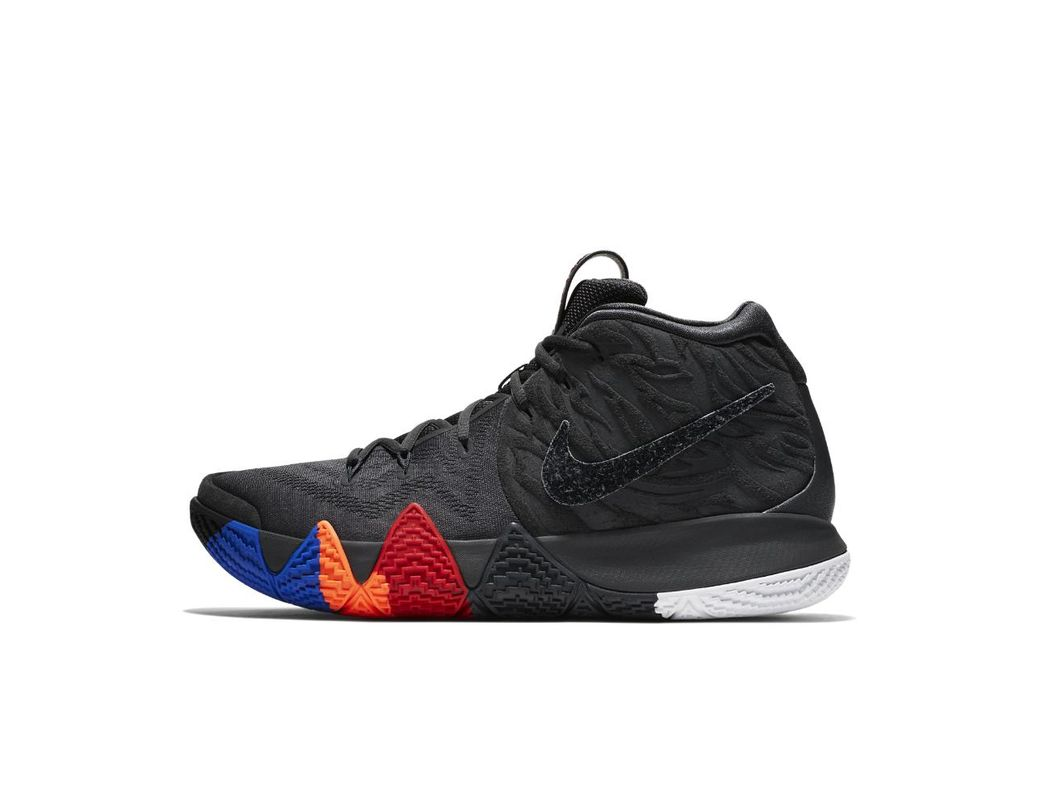 7c6d95c01ac9 Lyst - Nike Kyrie 4 Basketball Shoe in Black for Men