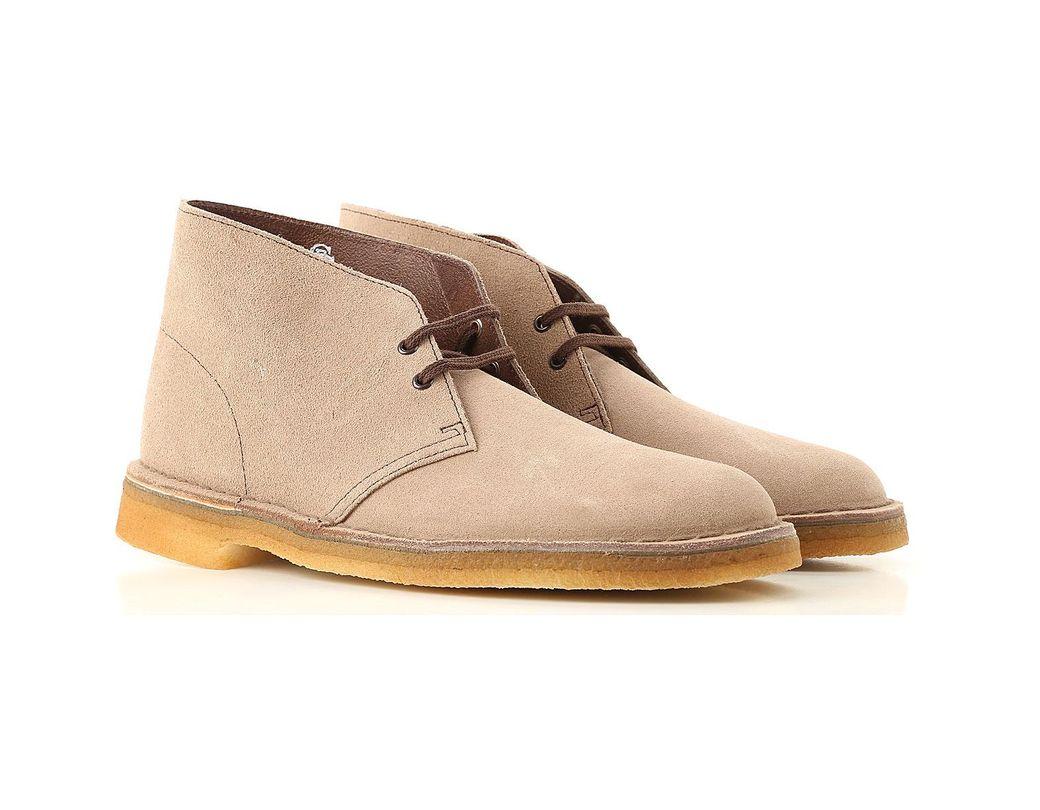 b66904db96c Lyst - Clarks Desert Boots Chukka For Men On Sale for Men