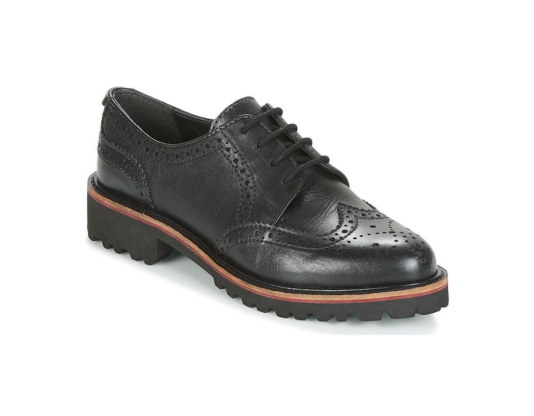 Kickers Rony Casual Shoes in Black Lyst