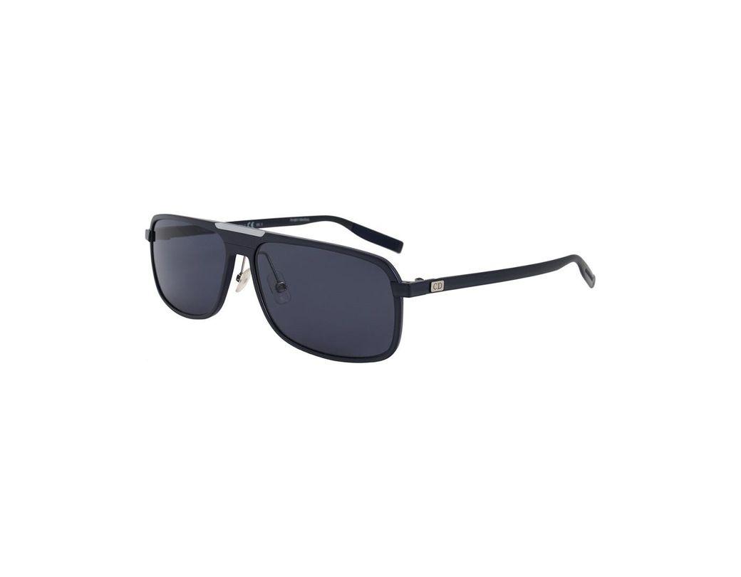 e30788aacc23 Lyst - Dior Dior Al13.7 Lby72 58mm Sunglasses in Blue