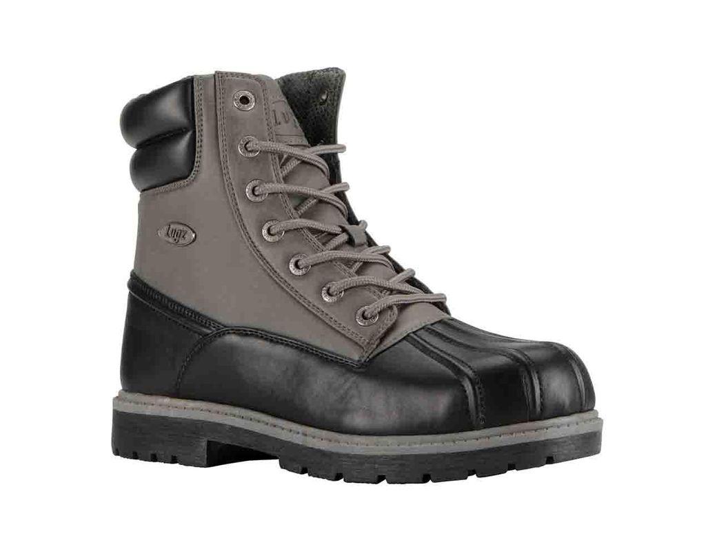 65bef69573c Men's Black Avalanche Hi Duck Boot