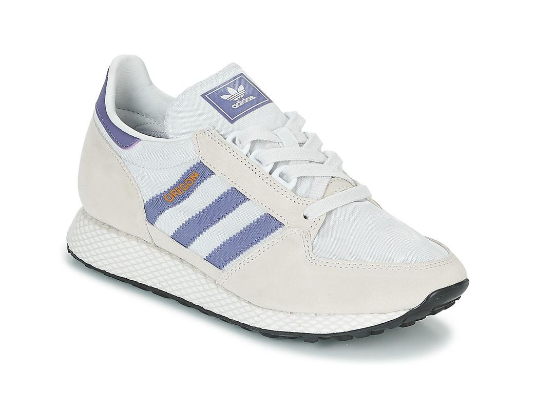 half off 9d330 42f54 adidas Oregon W Shoes (trainers) in Natural - Lyst