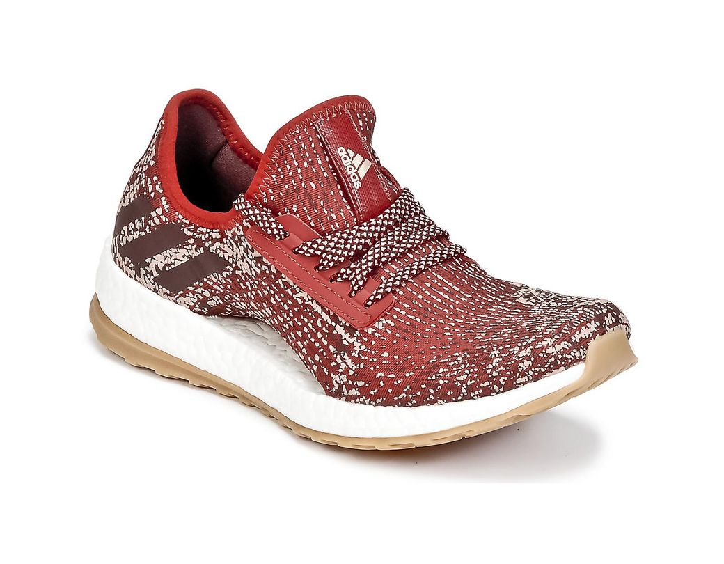 ccb3fd44e1698 adidas Pureboost X Atr Running Trainers in Red - Save 8% - Lyst
