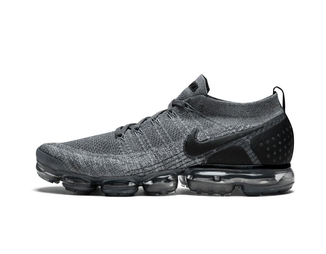 0dbc169b8918d Nike Air Vapormax Flyknit 2 in Gray for Men - Lyst