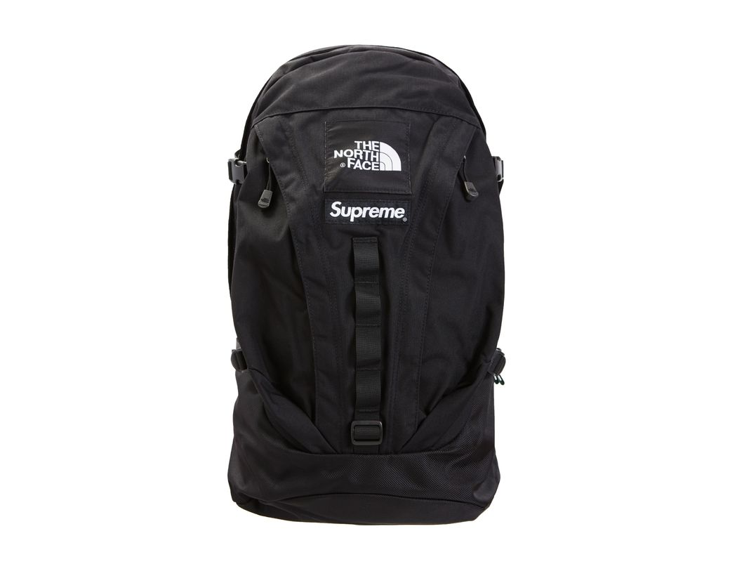 ce04c14cab Supreme The North Face Expedition Backpack Black in Black for Men - Lyst