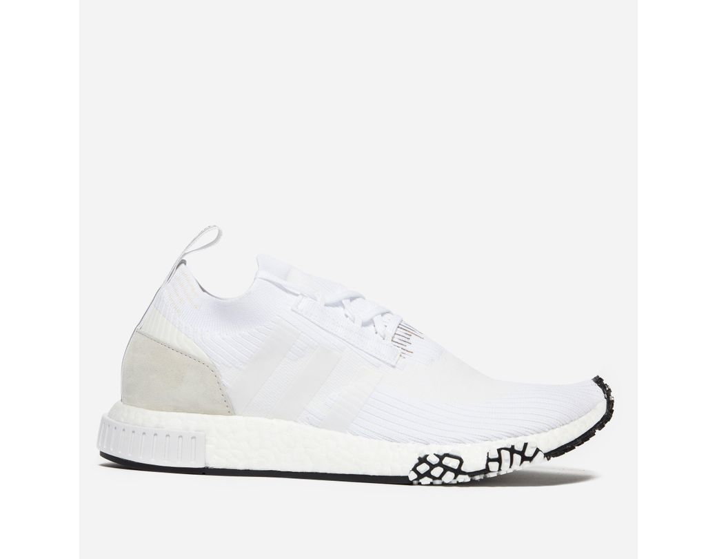 d62c6130d Lyst - adidas Originals Nmd Racer Pk in White for Men - Save 61%
