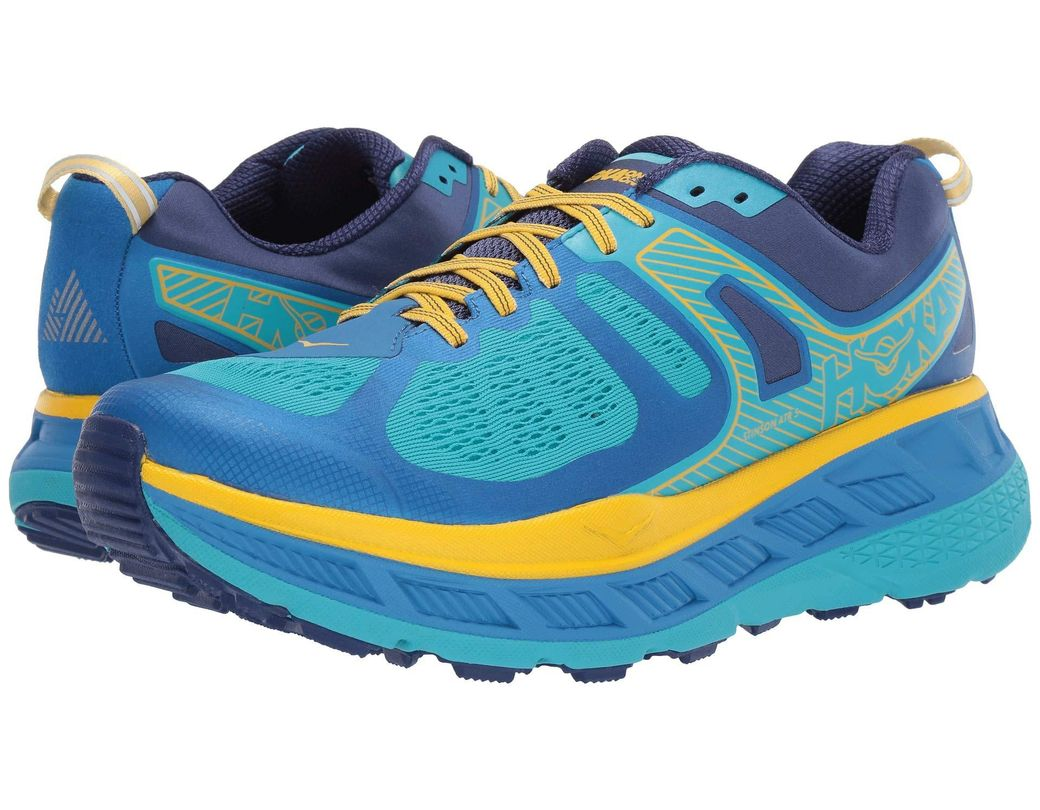 Lyst , Hoka One One Stinson Atr 5 (directorie Blue/twilight