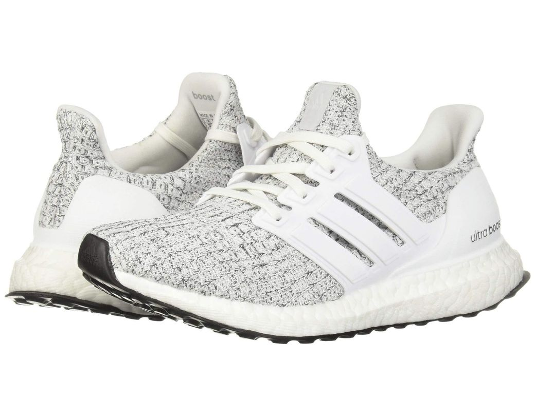 6c768d801108b adidas Originals. White Ultraboost (ash Pearl ash Pearl) Women s Running  Shoes