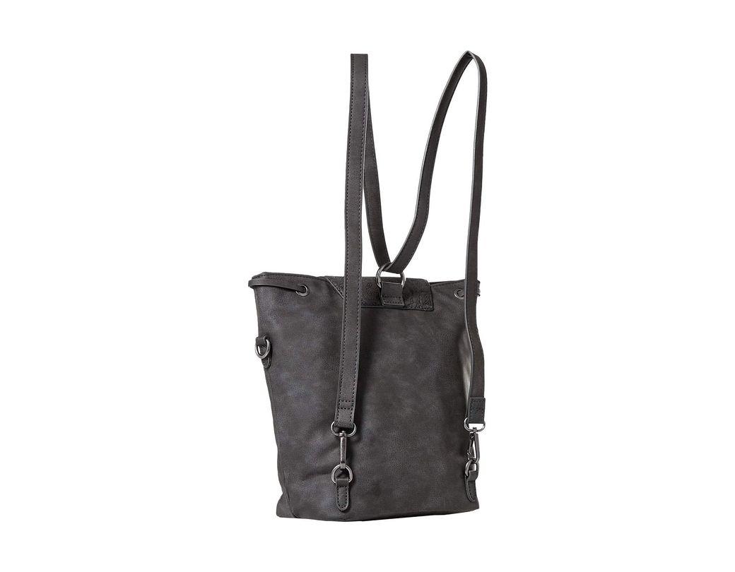 1582f33cd0b Roxy Like A River Backpack (true Black) Backpack Bags in Black - Save 12% -  Lyst