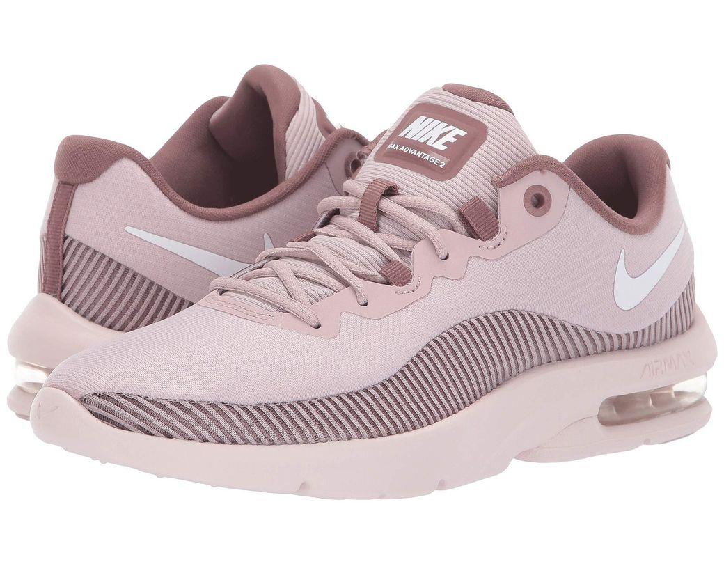 6c409501a308a Nike. Pink Air Max Advantage 2 (black metallic Gold obsidian) Women s  Running Shoes