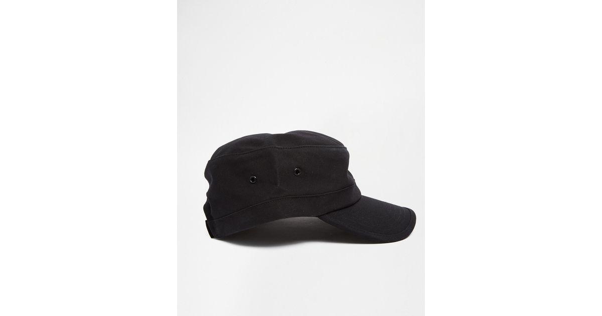 0fefb0f88ecc1 Carhartt WIP Carhartt Army Cap in Black for Men - Lyst
