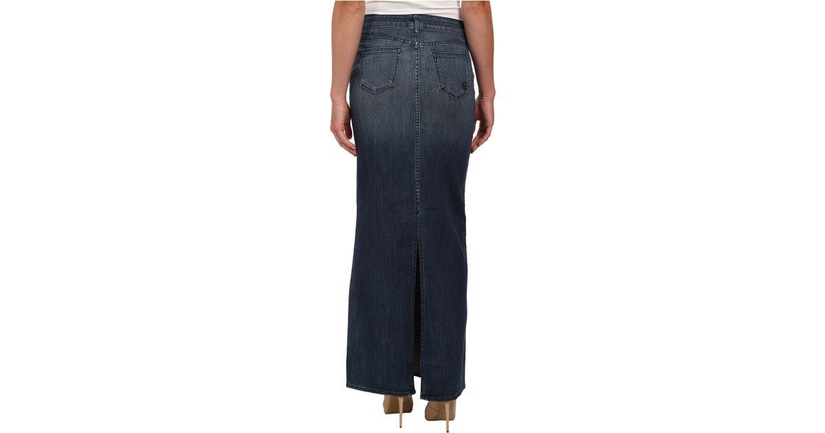 f7165b4e78 Lyst - CJ by Cookie Johnson Kind Boho Skirt In Nancy in Blue