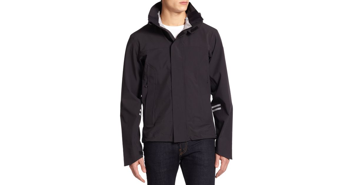 Canada Goose mens sale official - Canada goose Ridge Shell Jacket in Black for Men   Lyst